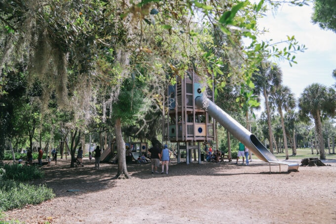 Playground at The Ringling