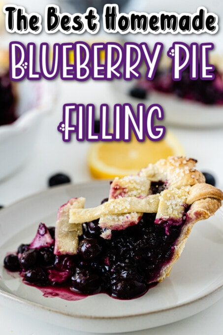 Blueberry Pie Filling Pin 1