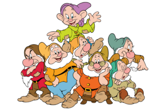 Names of the seven dwarfs feature image