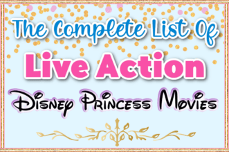 Live Action Princess Movies feature