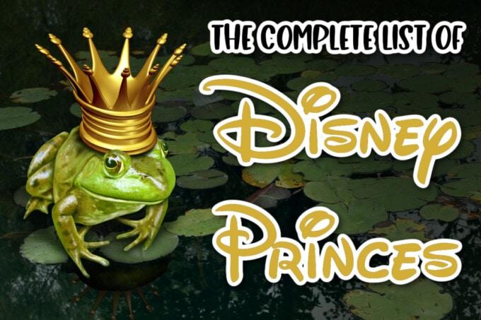 Frog prince wearing crown