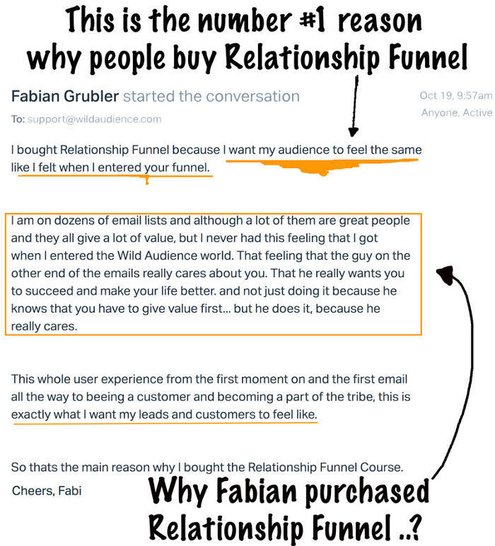 why join relationship funnel