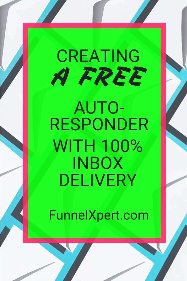 Free autoresponder 100 percent email inbox delivery