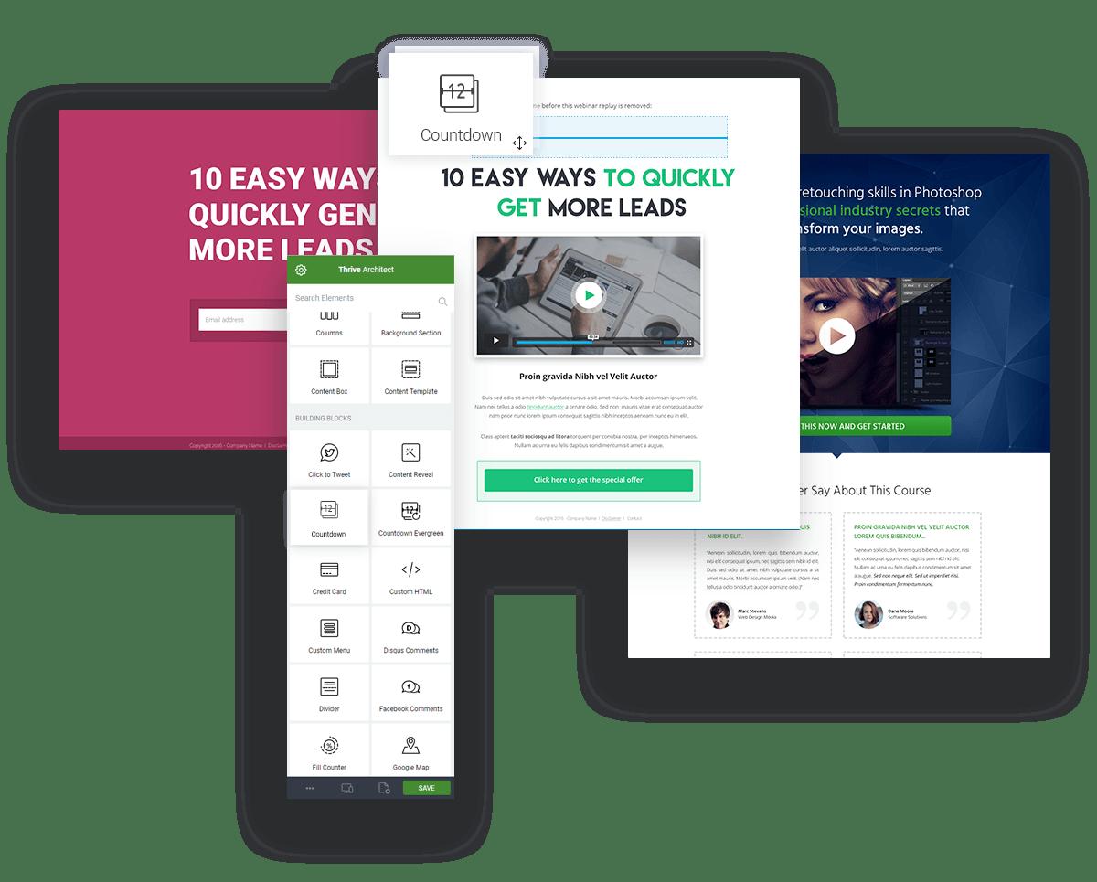 ClickFunnels vs WordPress/Thrive Themes - Save $1,000? 1