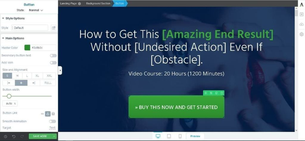 Thrive Architect Tutorial - The Ultimate Page Builder 1