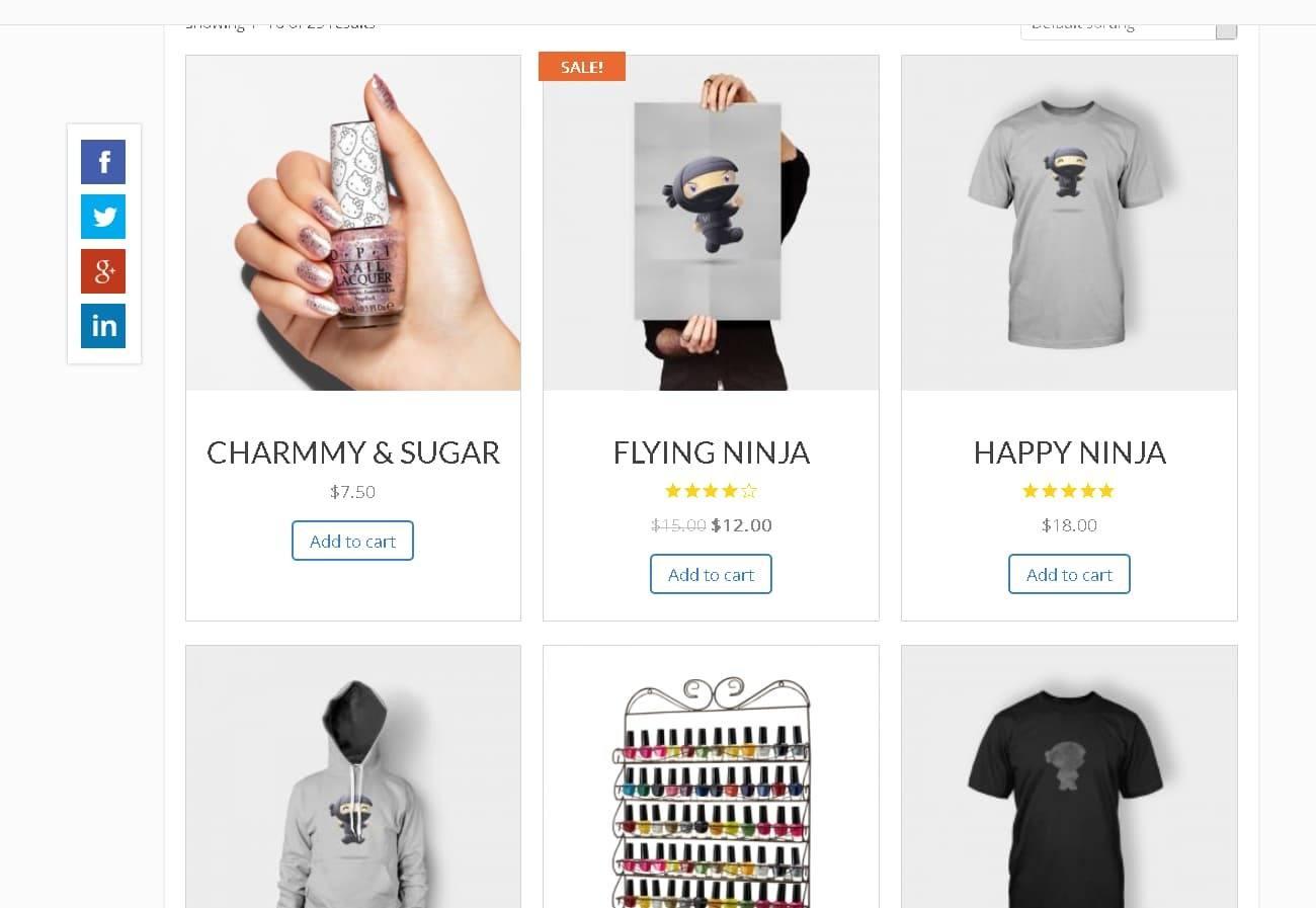 focusblog demo store