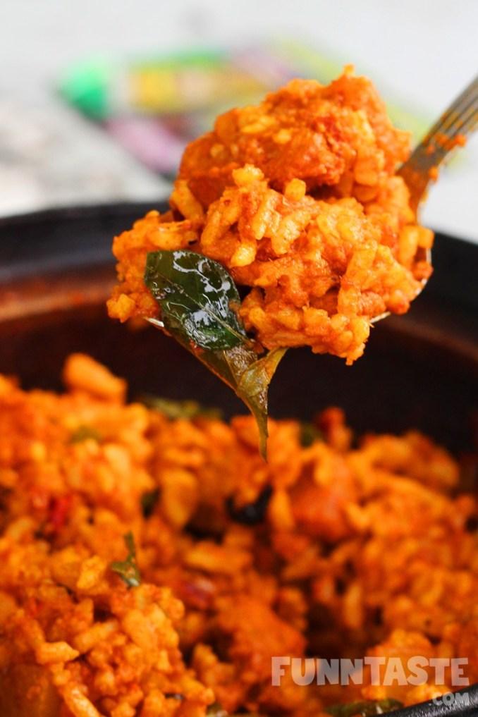 Food Review: Indian Claypot Curry Rice (Satti Sorru