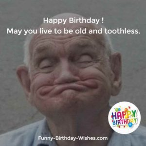 100 Funny Birthday Wishes Quotes Meme Images