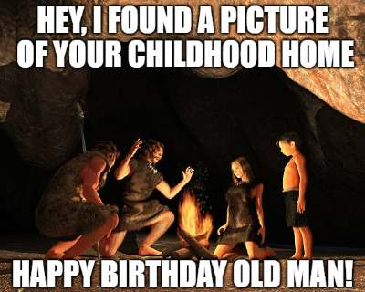 20 Funny Birthday Wishes For Older People Funny Birthday Wishes