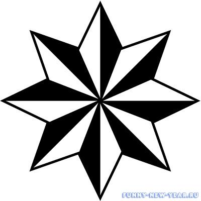 Estrela na árvore de Natal: Master Class 34