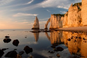 Etretat, north coast of France