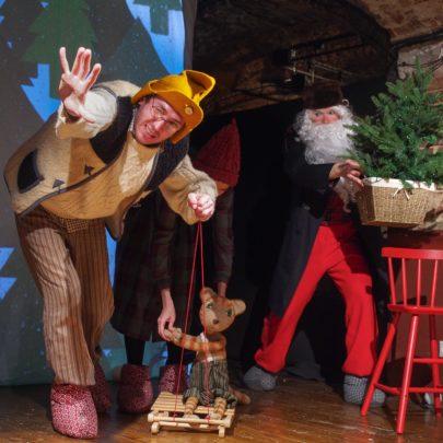 Финдус и Механический Дед Мороз