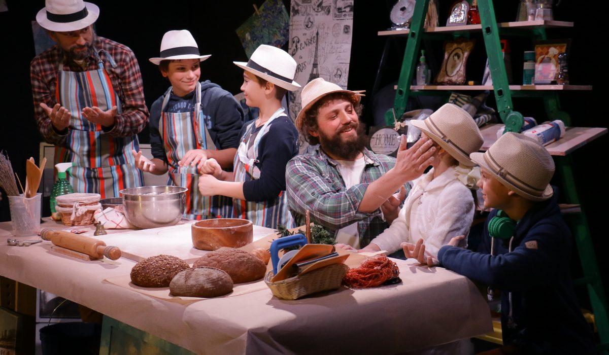 Семейная пекарня 3