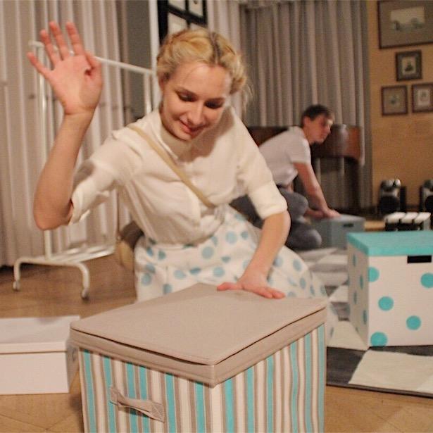 Кто живет в коробке 4
