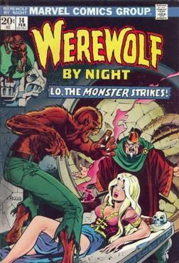 Werewolf by Night #14