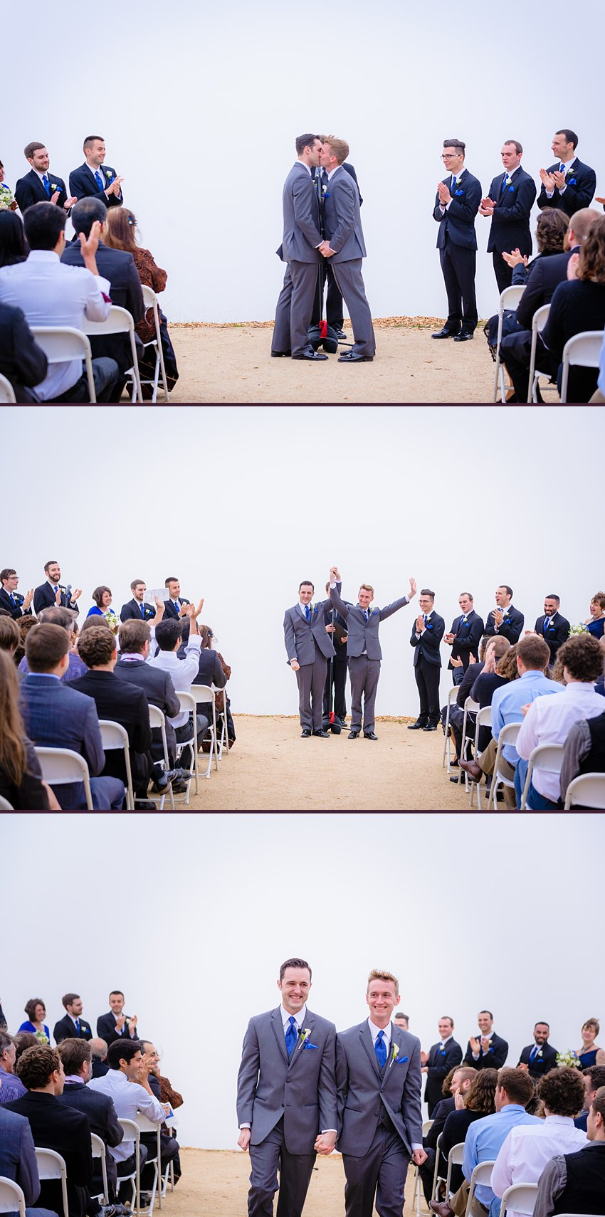 Lawrence Hall of Science Wedding