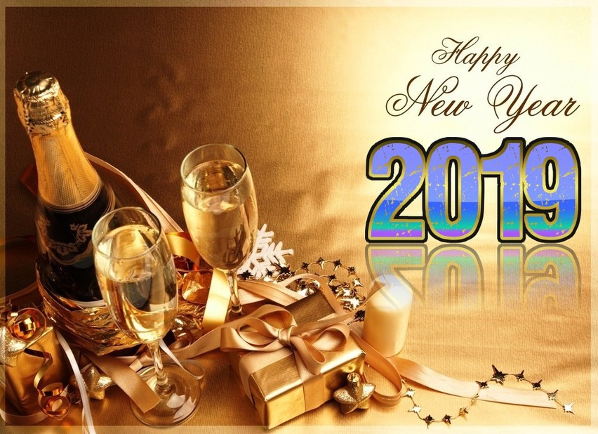 50Most Beautiful Happy New Year 2019 WishesImagesHd