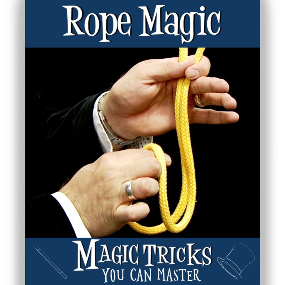 Rope Magic Easy To Learn DVD