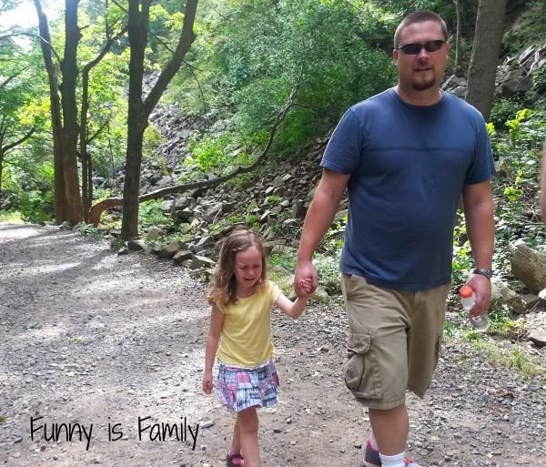 Rocks And Tears: The Family Hike