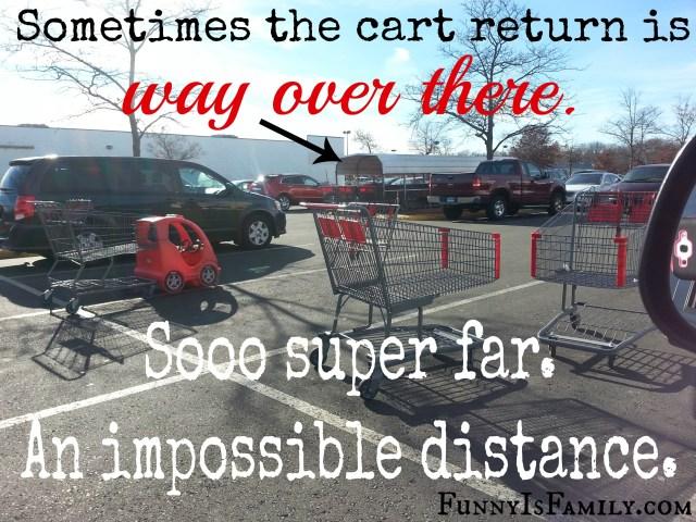 Cart return