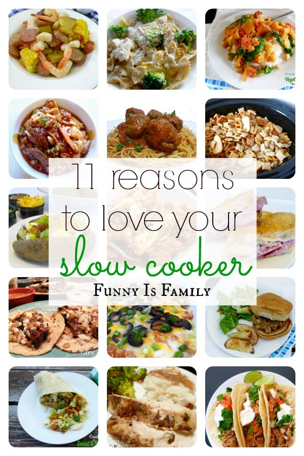Slow cooking isn't just for roasts and stews! If you have a crockpot, but rarely use it, read these tips, tricks, and ideas for why and when you can use a slow cooker. I love mine for summer recipes, holiday meals, and easy dinner ideas my family loves!