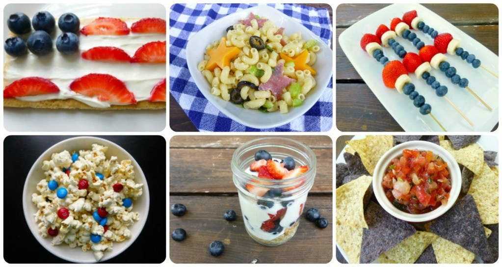Healthy 4th of July Food