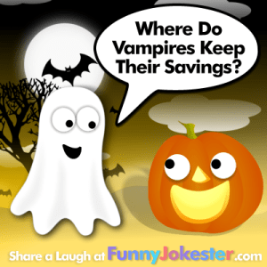Laugh and Chuckle at the Top 10 Jokes at Funny Jokester  Funny Vampires Joke
