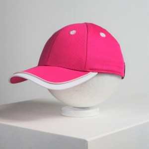 Gorra personalizar niño kid star Top Hats fucsia