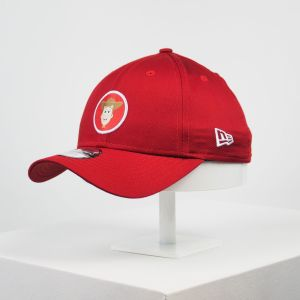 Gorra niño New Era Woody Toy Story 9forty Youth rojo niña