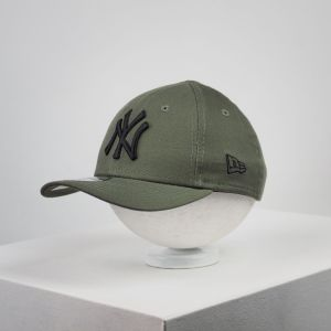 Gorra de bebé New Era 9forty NY Yankees verde
