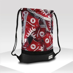 Gymsack backpack PRO DG Tracks | Youth Fashion Funny Kiddy