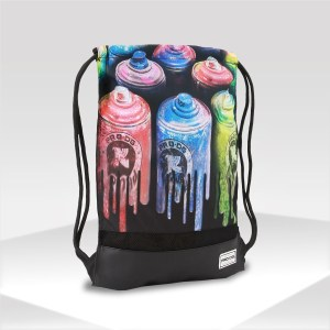 Gymsack Bag PRO DG Colors | Graffiti Texture Bag