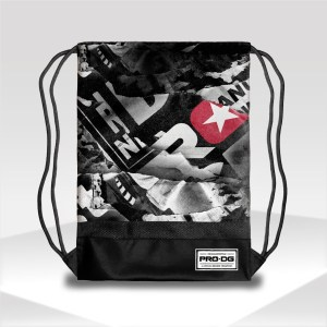 Gymsack bag PRO DG Storm Torn | Fashion Backpacks Funny Kiddy
