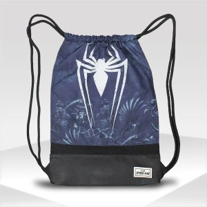 mochila spiderman gym sack