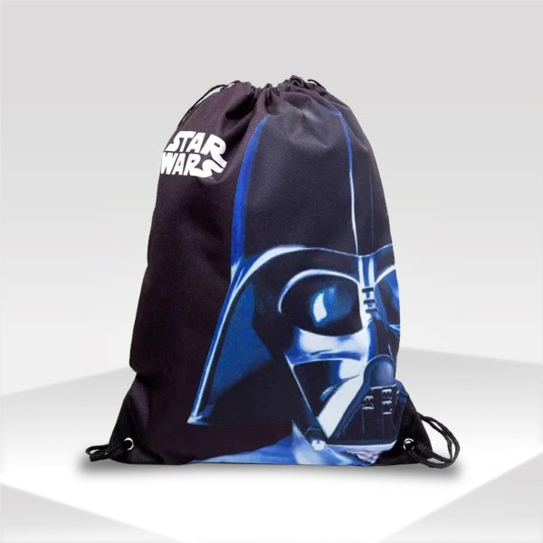 mochila star wars darth vader gym sack bag