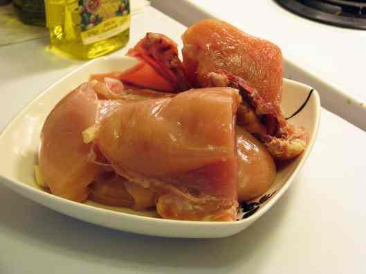 Chicken breast halves