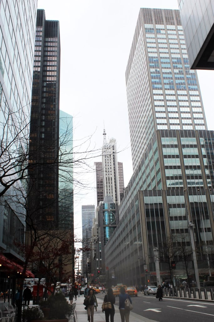 Tall buildings