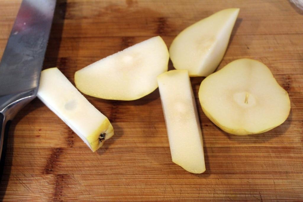 Core pear