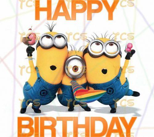 25 Funny Minions Happy Birthday Quotes Funny Minions Memes