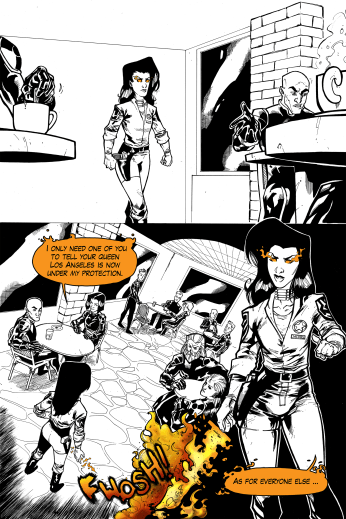 Vengeance, Nevada Issue #3 Page 25