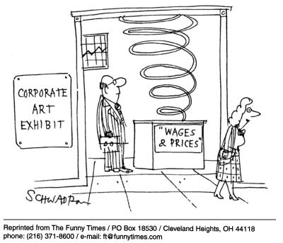 Funny control corporate Harley  cartoon, March 02, 2005