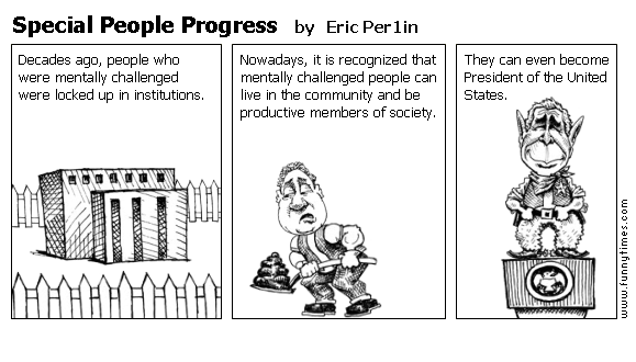 Special People Progress by Eric Per1in