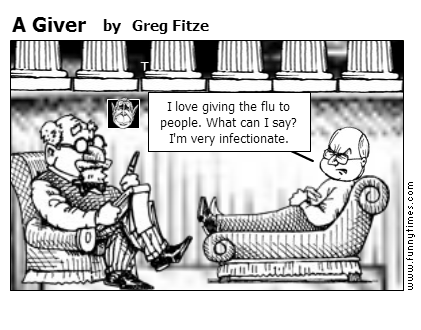 A Giver by Greg Fitze