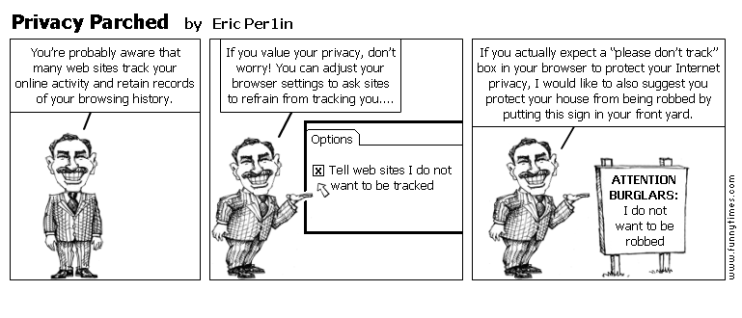 Privacy Parched by Eric Per1in