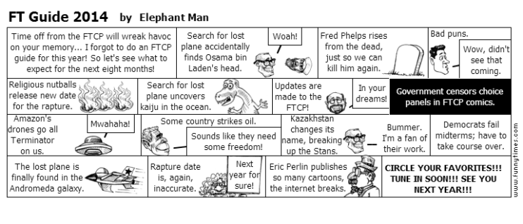 FT Guide 2014 by Elephant Man