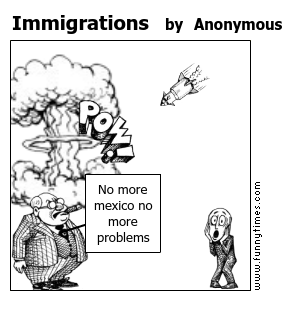 Immigrations by Anonymous
