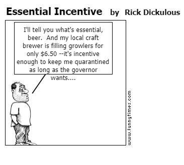 Essential Incentive by Rick Dickulous