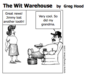 The Wit Warehouse by Greg Hood