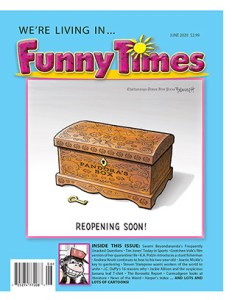 Funny Times June 2020 Issue