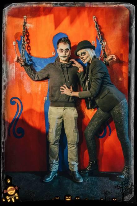 photobooth, halloween, contest, via veneto, hard rock cafe, funnny yummy